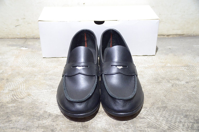 Aurlandskoen Calf Leather Loafer Black Made in Norway オーランドスコーン ブラック ローファー