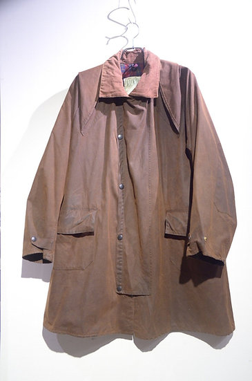 90's Barbour x Backhouse Stockman's Coat Made in New Zealand バブアー ストックマンズコート