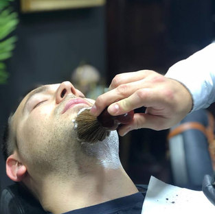 Afeitado clásico