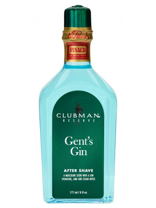 After shave Gent's Gin Clubman Pinaud 117ML