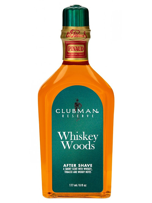 Aftershave Clubman Pinaud Reserve Whisky Woods 177ml.