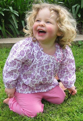 Breezy - Lilac Garden