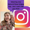 Trapped inside Instagram without a voice