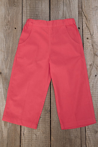 Possum Pants - Rainbow red