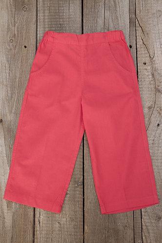Possum Pants - Rainbow red