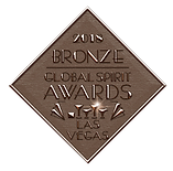 Back Bay Straigh Bourbon Whiskey Bronze Global Spirits Awards