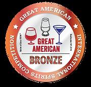Cape May DIstillery Great American Bronze