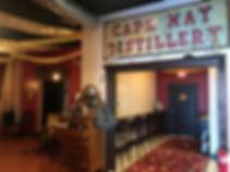 Cape May Distillery Tasting Room