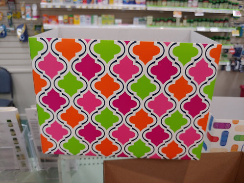 Custom Geometric Gift Box