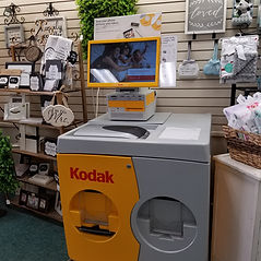Photo of Kodak Kiosk