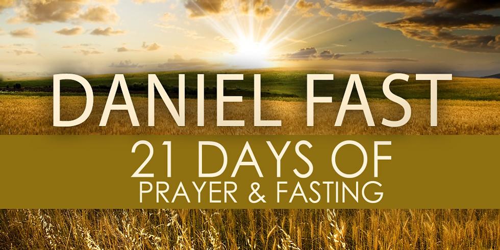 21-Day Prayer & Fasting Devotion