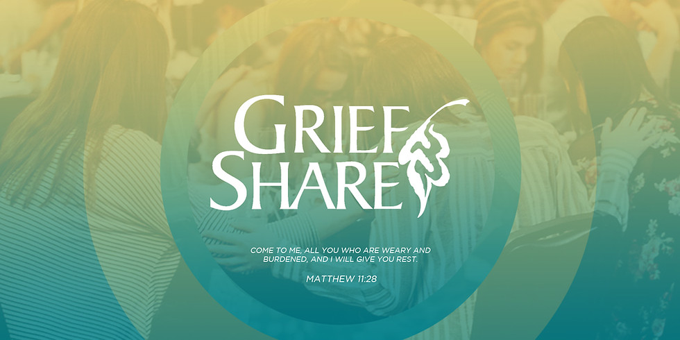 GRIEFSHARE: GRIEF RECOVERY SUPPORT GROUP