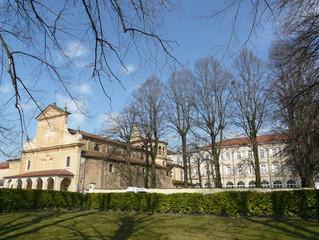 Sono terminati i lavori V.T.A. al Santuario del Trompone - Moncrivello (VC)