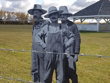 UCCLF unveils internment monument in St. Paul, Alberta
