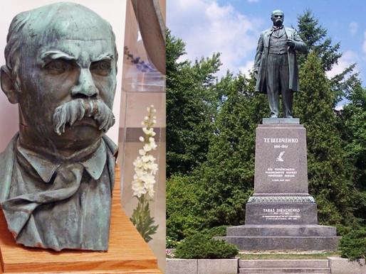 Taras Shevchenko Statue Stolen from Palermo