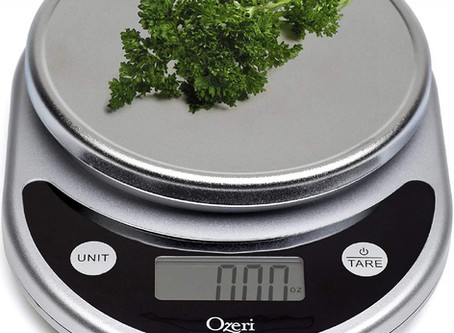 How Using a Food Scale to Measure Can Help You Lose that Last 10 Pounds