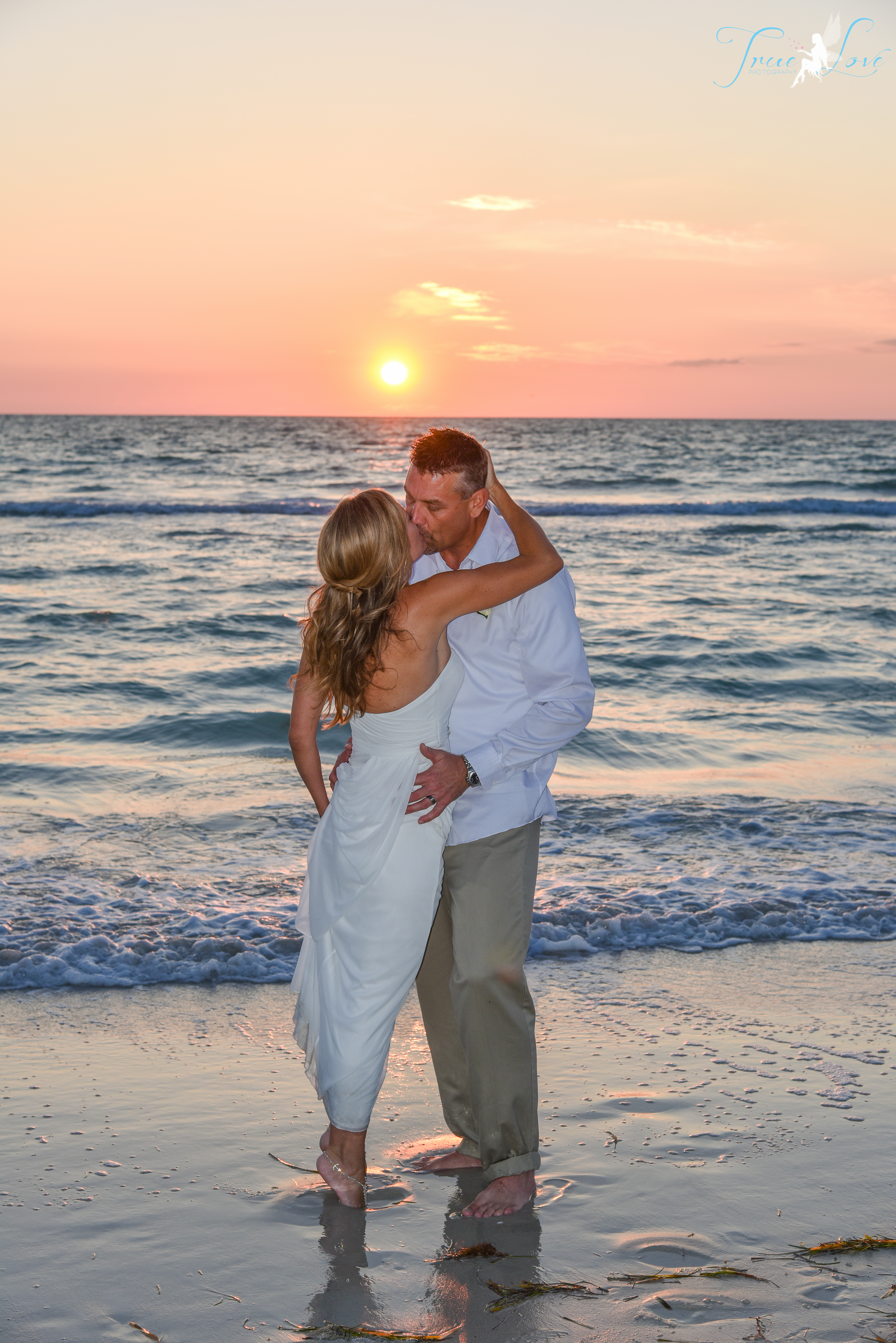 North Clearwater Beach Wedding