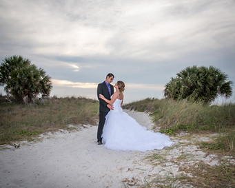 Sand Key Park, Clearwater Florida Wedding