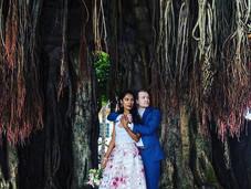 Anusha + Chris's Engagement excursion