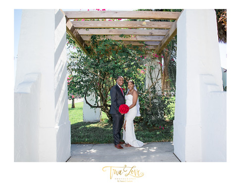 Intimate Wedding in St. Pete, FL