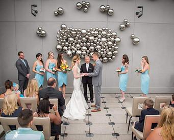 Epicurean Hotel Tampa, FL Wedding