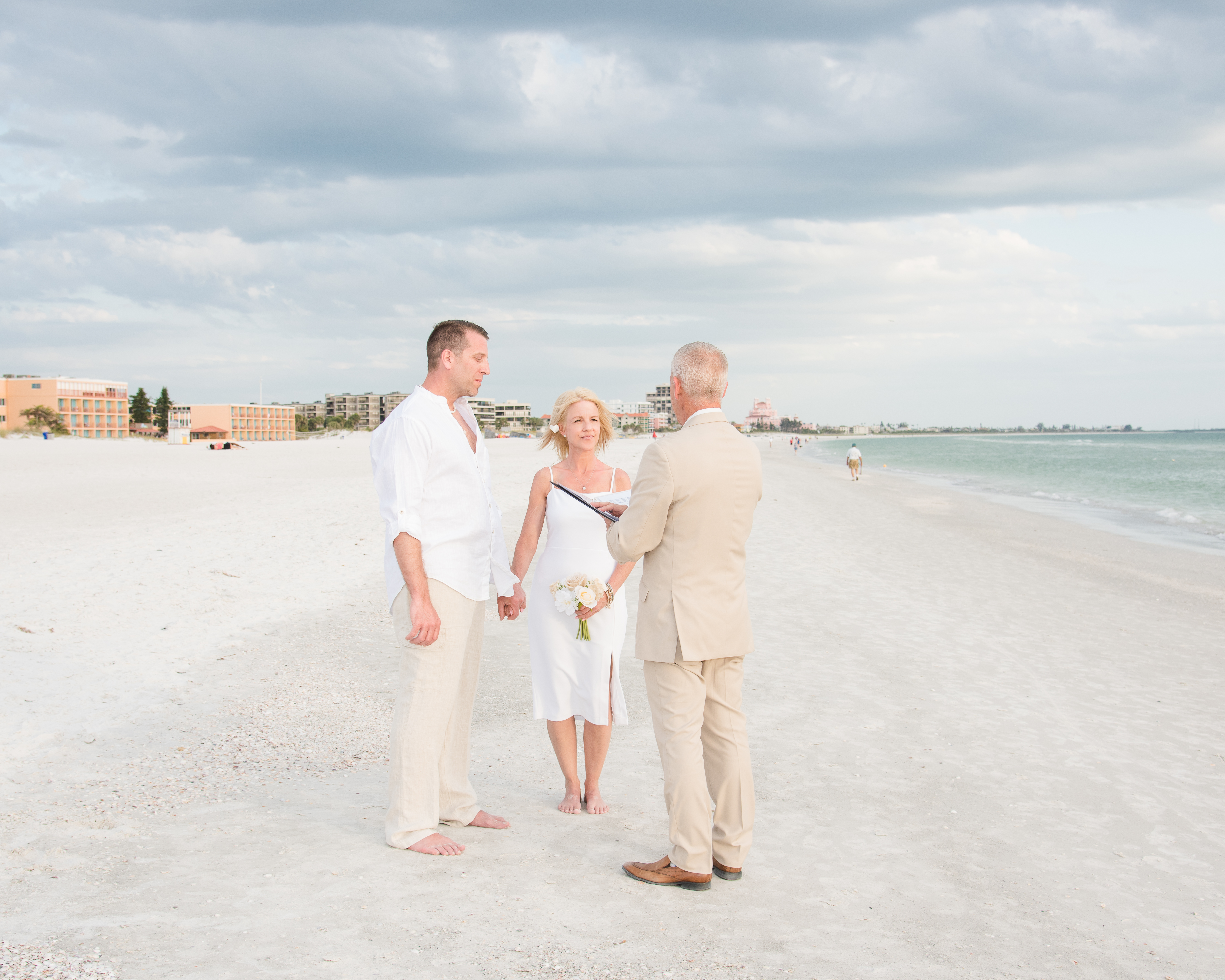 Getting Married on St. Pete Beach, F