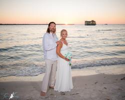Shaephards Beach Resort Wedding