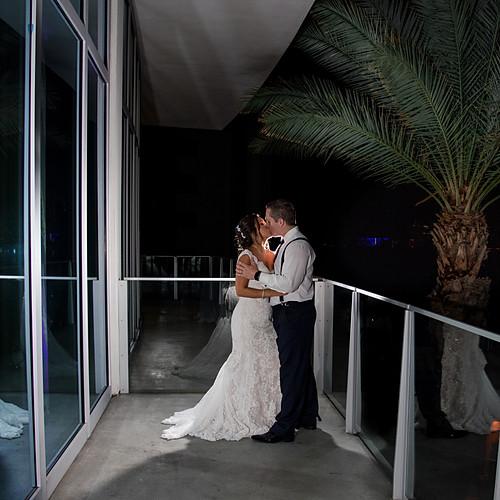 Kaycee + Tim Opal Sands Wedding