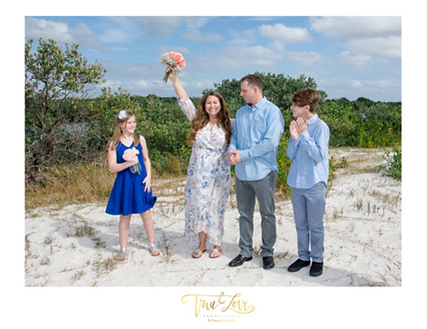 Dunedin, FL Wedding with True Love Photography