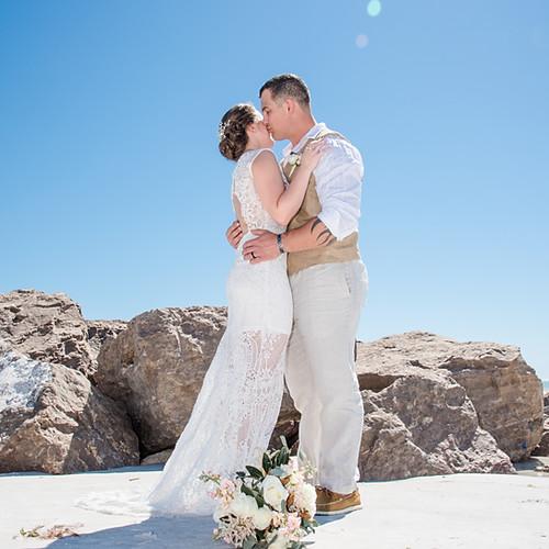 Cristina + Zack Postcard Inn Wedding with True Love Photography