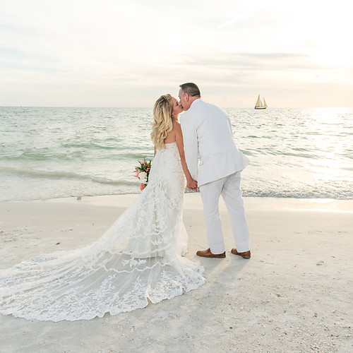 Micah + Darren Hilton Intimate Wedding