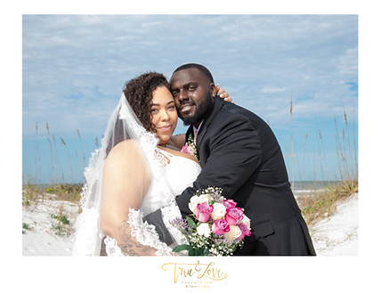 North Clearwater Beach Intimate Wedding
