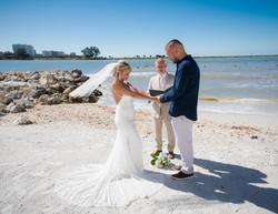 Wedding at Shephards Beach Resort, C