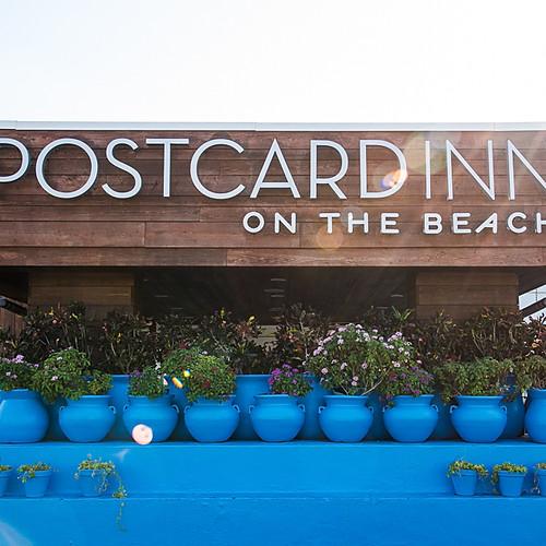 Gabrielle + Ryan Postcard Inn St Pete Beach, FL True Love Photography