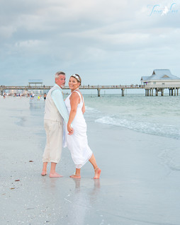 Hilton Clearwater Beach Intimate Wedding