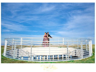 St. Petersburg Pier Engagement