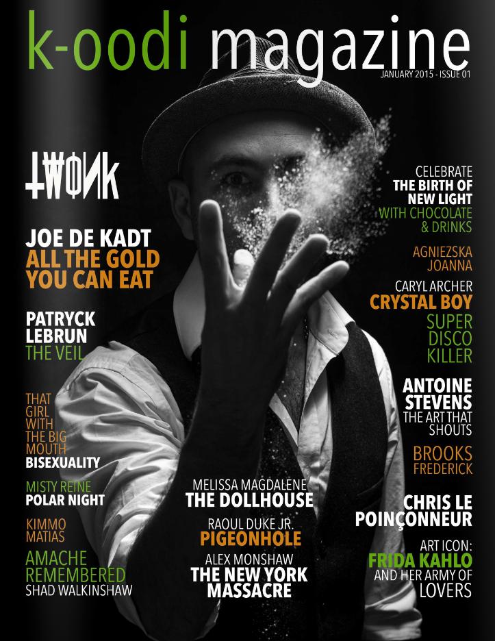 K-oodi Magazine #1