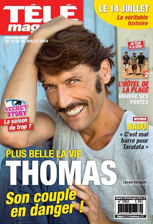 Télé Magazine N°3062 - Juillet 2014