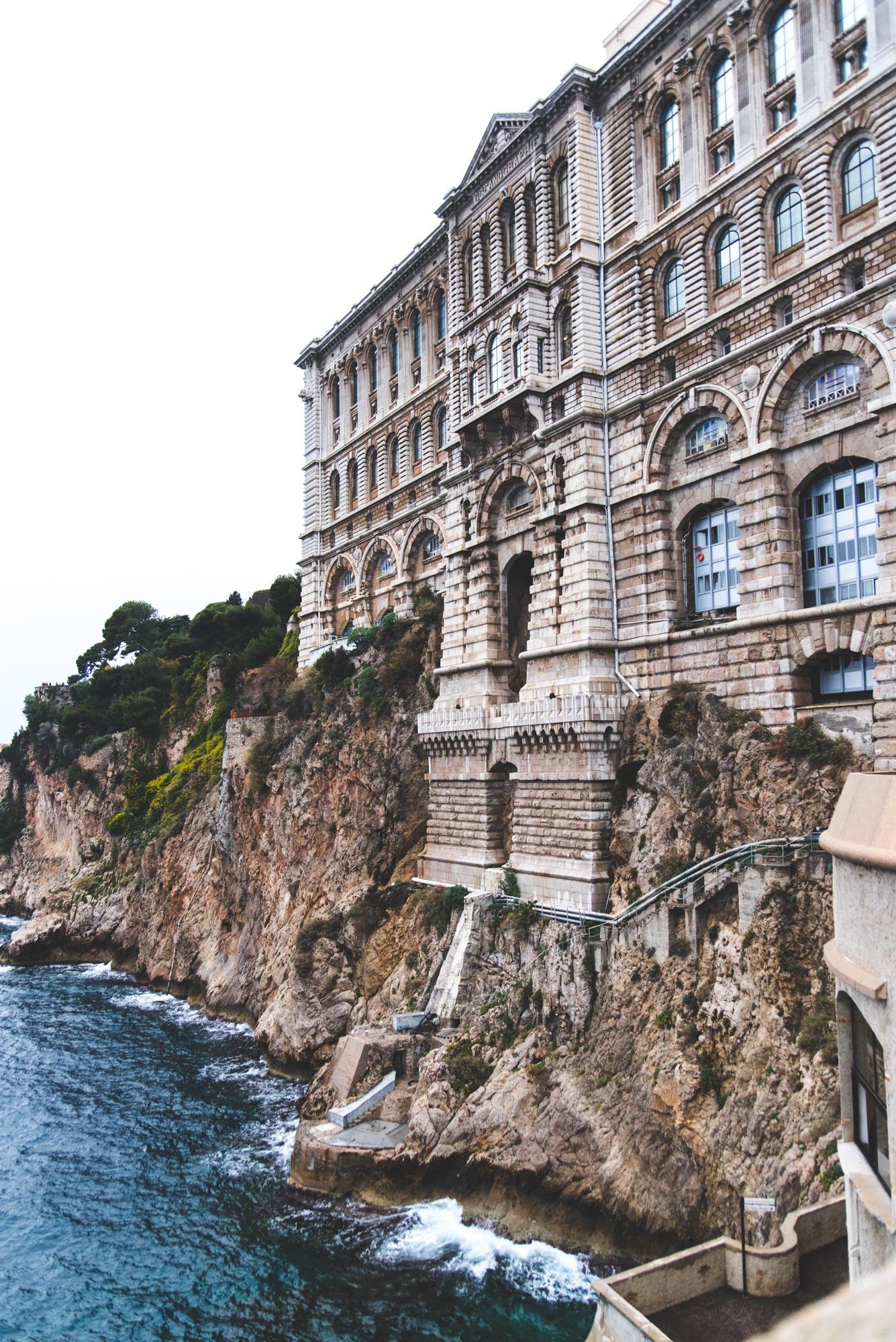 Sortie Musée Océanographique Monaco