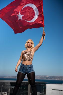 Marguerite Stern / FEMEN