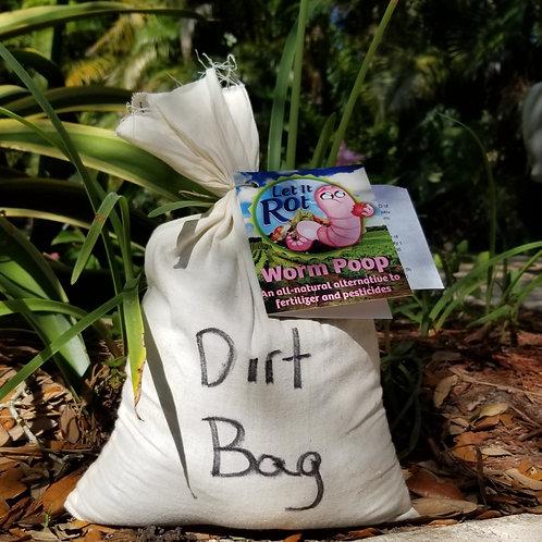 Worm Poop