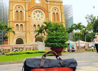 Briefpack 雙面變形包試用心得-越南旅遊篇