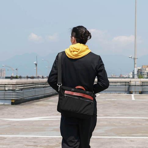 Freestone Briefpack Black