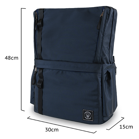Freestone Briefpack (backpack dimension)