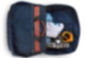 Freestone Briefpack 雙面變形包-半貝殼式後背包