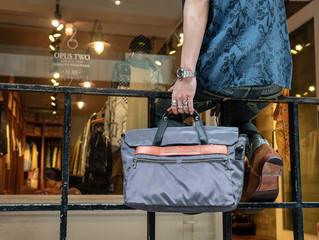 Briefpack 雙面變形包進駐西門町 OPUS TWO | 實體販售