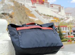 Briefpack 雙面變形包試用心得-布達拉宮遊記