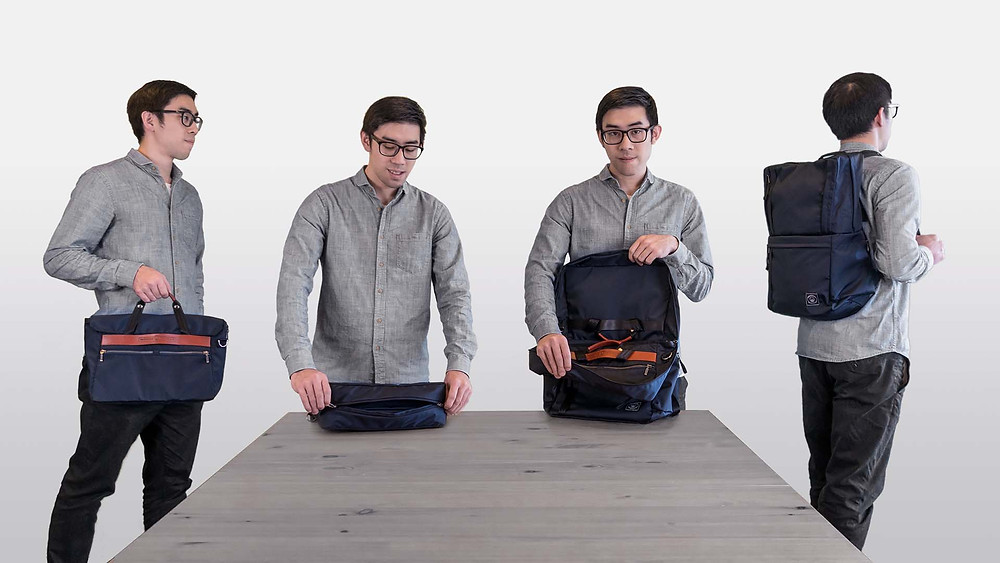 freestone briefpack