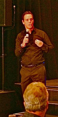 Bruno Daigle conferencier..JPG