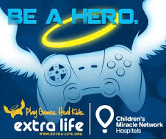 Support Extra Life with Meeple Nation